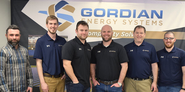 Company Gordian Energy Systems